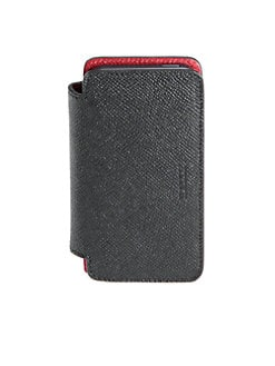 Bally - Leather Mobile Holder for iPhone