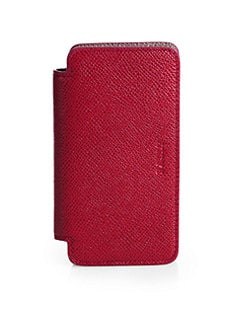Bally - Leather Mobile Holder for iPhone 5