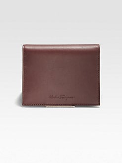 Salvatore Ferragamo - Saddle Bi-Fold Wallet
