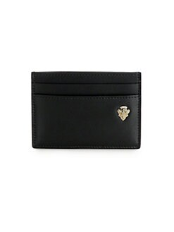 Gucci - College Leather Card Case