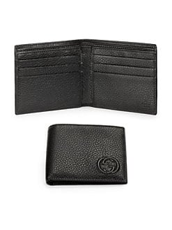 Gucci - Soho Leather B-Fold Wallet