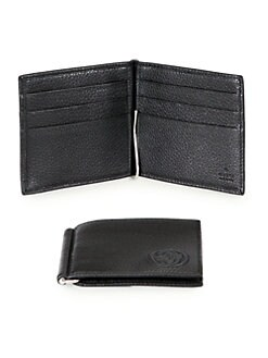Gucci - Soho Money Clip Wallet