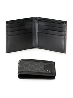 Gucci - GG Bi-Fold Wallet