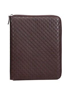 Gucci - Microguccissima Leather iPad Case