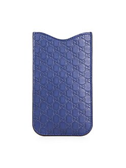 Gucci - Guccissima Leather iPhone 5 Case