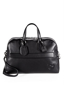 Gucci - Soho Leather Duffel Bag