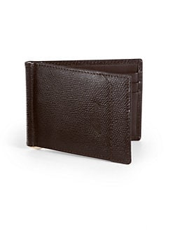 Brioni - Money Clip Wallet