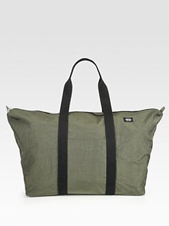 Jack Spade - Stowaway Nylon Duffle