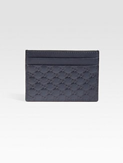 Gucci - Microguccisima Card Case