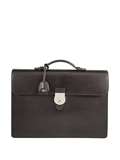 Gucci - Flap Briefcase