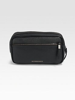 Burberry - Coalburn Leather Dopp Kit