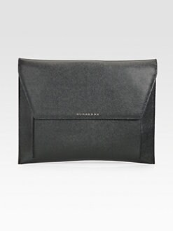 Burberry - Ardley Leather Tech Wallet
