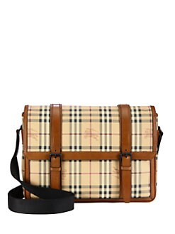 Burberry - Bryett Messenger Bag