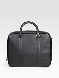 Bally - Top Handle Briefcase