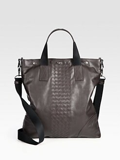 Bottega Veneta - Nastri Leather Tote