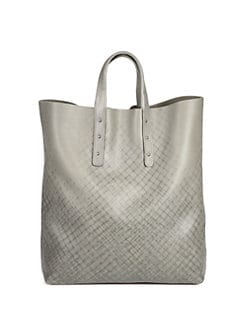 Bottega Veneta - Intreccionet Leather Tote