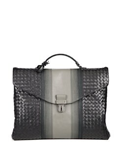 Bottega Veneta - Light Degrade Business Briefcase