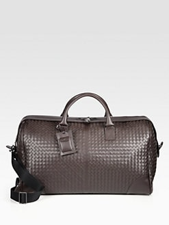Bottega Veneta - Intrecciato Travel Duffel