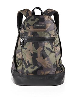 Diesel - Camou On The Road Backpack