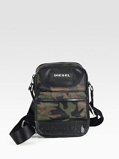 Diesel - On The Road Twice Camera Bag