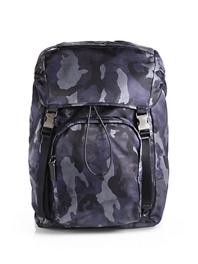 Zaino Camo Backpack