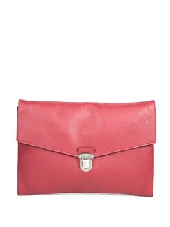 Prada - Pebbled Leather Portfolio
