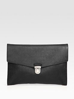 Prada - Saffiano Leather Portfolio