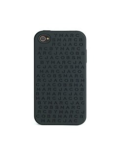 Marc by Marc Jacobs - Logo Case for iPhone 4/4S