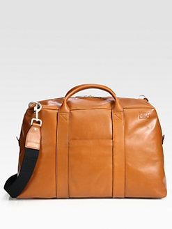 Jack Spade - Mill Leather Wayne Duffel