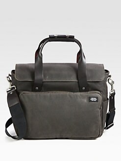 Jack Spade - Waxwear Survey Bag