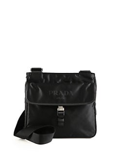 Prada - Nylon Crossbody Bag