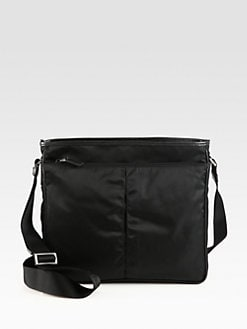 Prada - Nylon Large Crossbody Bag