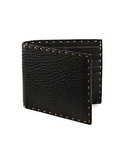 Fendi - Selleria Basic Leather Wallet