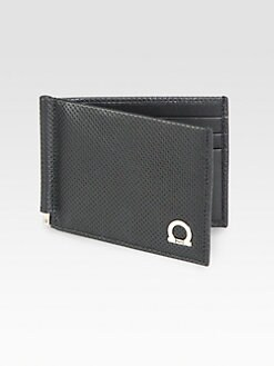 Salvatore Ferragamo - Bifold Money Clip