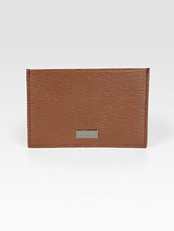 Salvatore Ferragamo - Revival Leather Card Case
