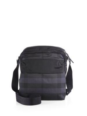 Howard Check Camera Bag