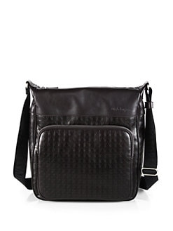 Salvatore Ferragamo - Gamma Soft Shoulder Bag