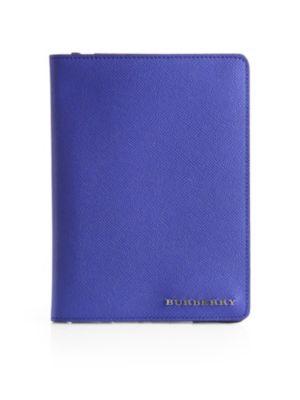 London Leather Cover for iPad Mini