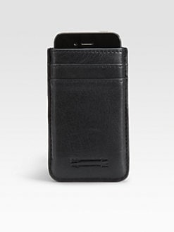 Ben Minkoff - Leather Case for iPhone 4/4S