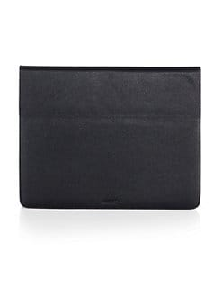 Bally - Textured Leather iPad Case