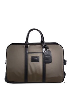 Longchamp - Baxinyl Rolling Duffel