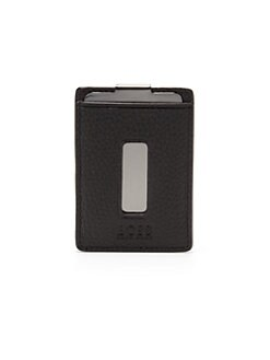 BOSS Black - Bossier City Card Holder/Money Clip
