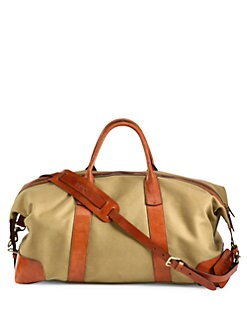Polo Ralph Lauren - Canvas Duffel