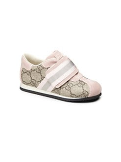 Gucci - Infant's & Toddler's Icon GG Plus Sneakers