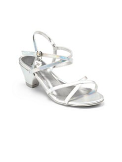 Stuart Weitzman - Girl's Dress-Up Sandals