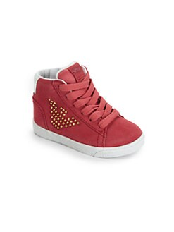 Armani Junior - Infant's & Toddler's Studded High-Top Sneakers