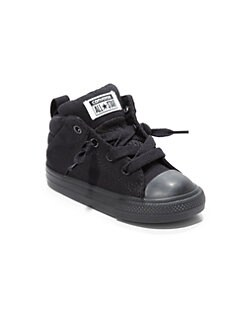 Converse - Infant's & Toddler's All Star Mid-Top Sneakers