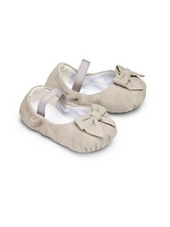 Bloch - Infant's Baby Min Suede Ballet Flats