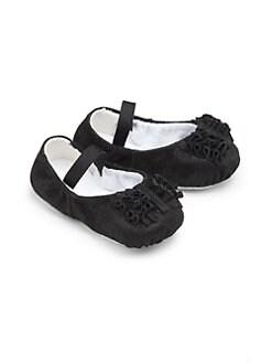 Bloch - Infant's Raphaela Leather Ballet Flats