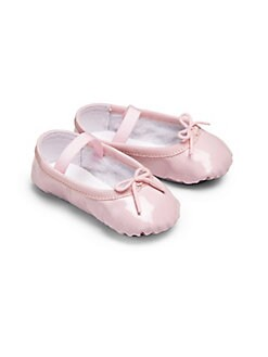Bloch - Infant's Cha Cha Patent Leather Ballet Flats